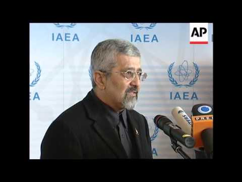 Snr Iranian envoy defends Iran's record of cooperation with nuclear watchdog