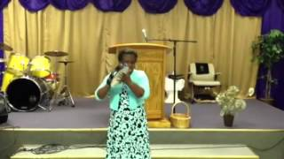 How To Play Tambourine In A Black Church