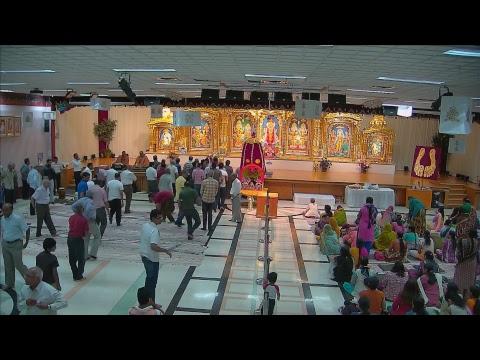 Sunday Sabha Swaminarayan Temple  Wheeling, IL 07/2/2017
