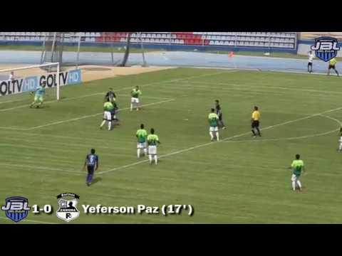 Deportivo JBL del Zulia 3-1 Zamora FC