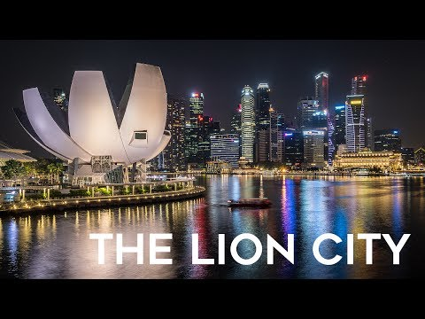 Singapore - The Lion City, 2017