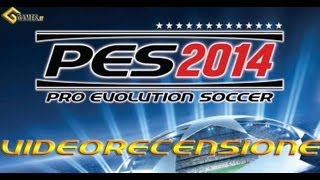 PES 2014 - Videorecensione ITA by Games.it