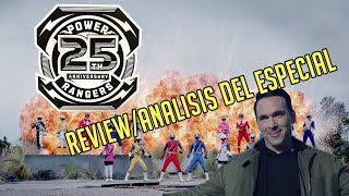 Power Rangers 25 aniversario Review/Analisis