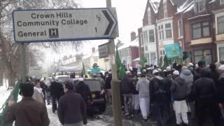 Jashne Eid-milad-un-nabi 2012 Leicester uk