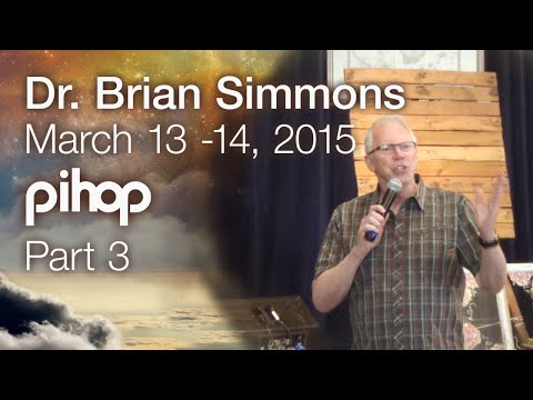 Brian Simmons - Touching Eternity at PIHOP Part 3
