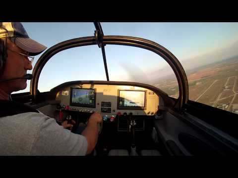Mikes RV 7 First Flight