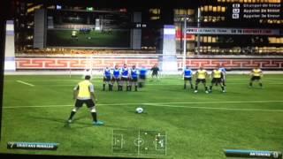 Comment tirer un coup franc FIFA 13