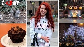 [VLOG] New York, mon amour *Part 1* : Le départ, balades et shopping dans Soho et Greenwich Village