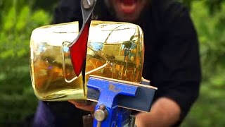 Top 5 Youtubers Who DESTROYED Their Youtube Playbutton! (Youtube Playbutton Plaque Destroyed)