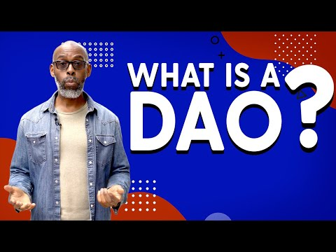 What is a DAO (Decentralised Autonomous Organisation) and how it works thumbnail
