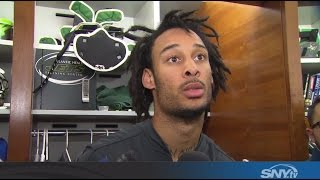 Robby Anderson steps up for the New York Jets