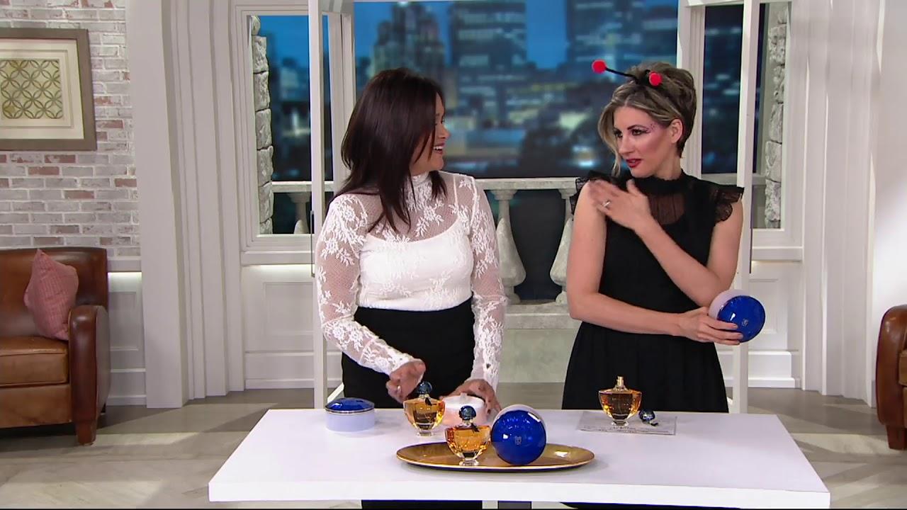 Новые парфюмы Shalimar Souffle и Lolita Lempicka Sweet - YouTube
