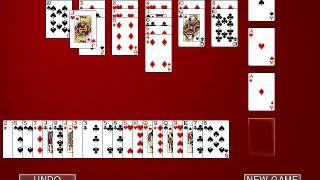 Hoyle Card Games 2002: Solitaire - Flower Garden