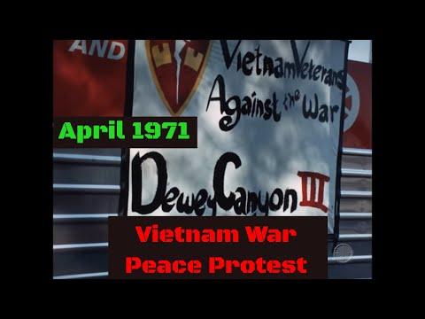 1971 VIETNAM WAR PROTEST HIPPIE HOME MOVIE 45364  LING