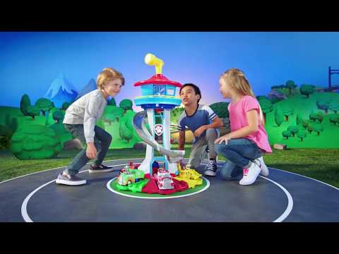 PAW Patrol | My Size Lookout Tower (2017)