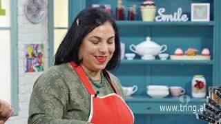 Instafood - Episodi 2/Salmon me gjalpë të aromatizuar dhe Tavë me patate dhe spinaq