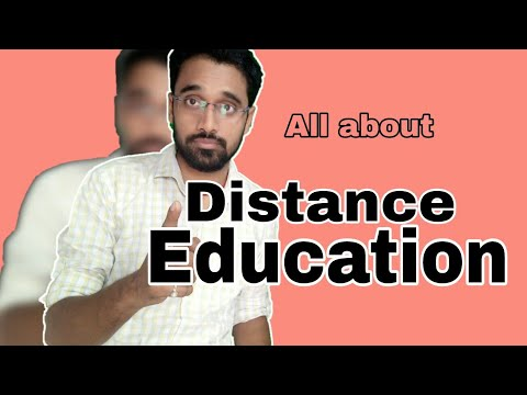 Distance education / All about distance education / What is Distance education/Padhaku