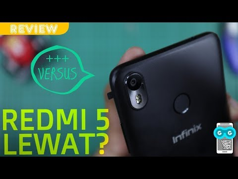 Review Infinix Hot S3, Harga Sama dengan Xiaomi Redmi 5, Mending Mana?