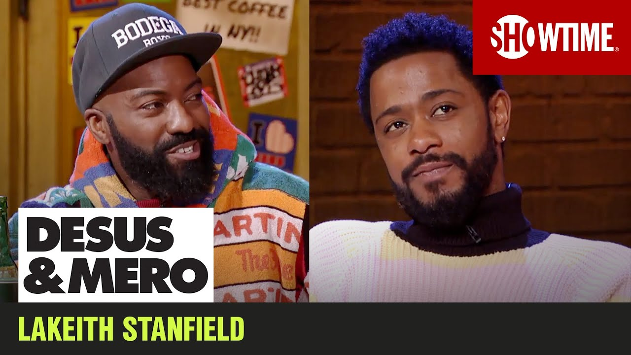 Lakeith Stanfield Wanted a Cameo in 'Parasite' | DESUS & MERO | Season 2