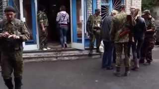 Откровенный рассказ ополченцев об ужасах войны на Донбассе. 29.06.2015