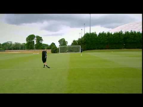 Soccer am Tottenham Crossbar Challenge - YouTube