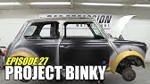 Project Binky - Episode 27 - Austin Mini GT-Four - Turbocharged 4WD Mini