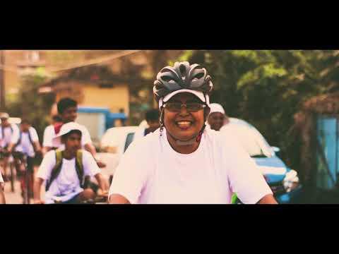 Harmony - A Cycle Rally   St Aloysius High School Mangalore  