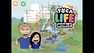 NEW Toca Life: World! - Lily & Dad