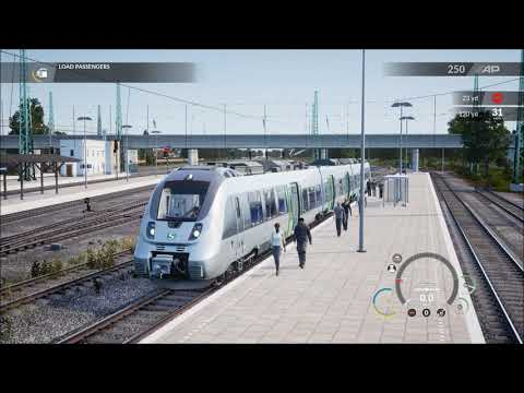 Train Sim World 2020 Gameplay compilation  