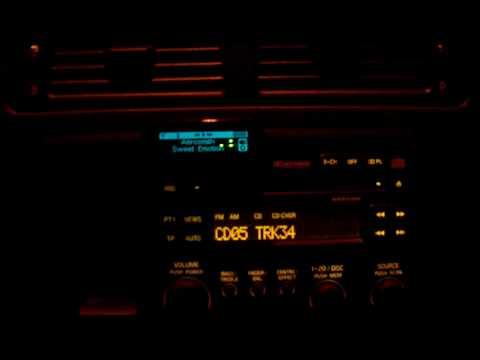 Parrot MKi9100 Bluetooth Volvo S60 R