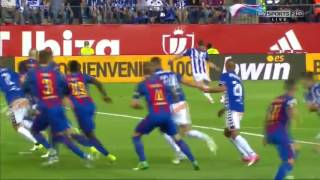 Barcelona vs Alaves 3-1 - All Goals & Highlights (Copa Del Rey Final) 27/05-17
