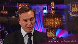 WHUFC Player Awards - Mark Noble