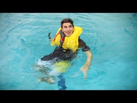 b48b7b7067 Is Your Life Jacket Safe? - YouTube