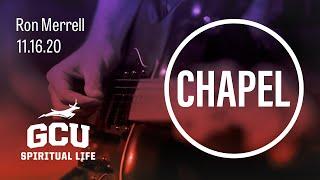 GCU Live: Chapel Nov 16, 2020