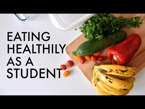 HEALTHY FOOD TIPS FOR STUDENTS ft. Pick Up Limes