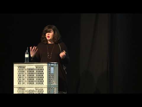 #FASHIONTECH BERLIN - Amy Congdon: Future Fashion: Growing materials in the Lab
