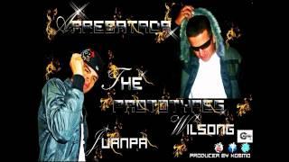 ARREBATADA THE PROTOTYPES, JUANPA & WILSONG (Kosmo the producer, 2021 music flow)