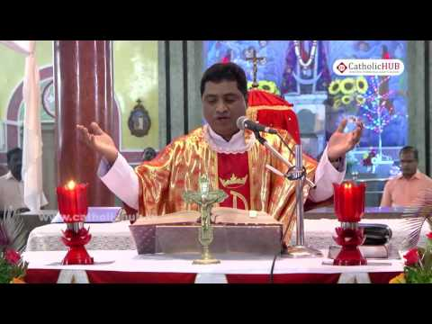 English Mass from Shrine of Our Lady of Health, Khairtabad, Hyd, Tg, INDIA.29-08-16.HD