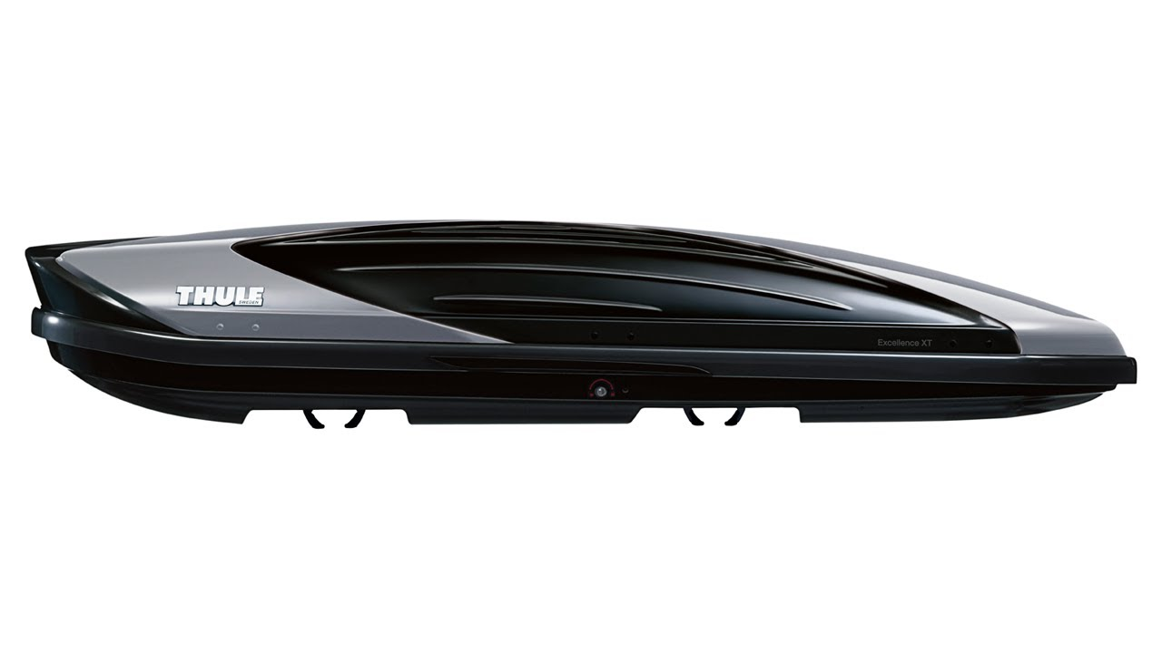 Roof Box Thule Excellence Xt Doovi