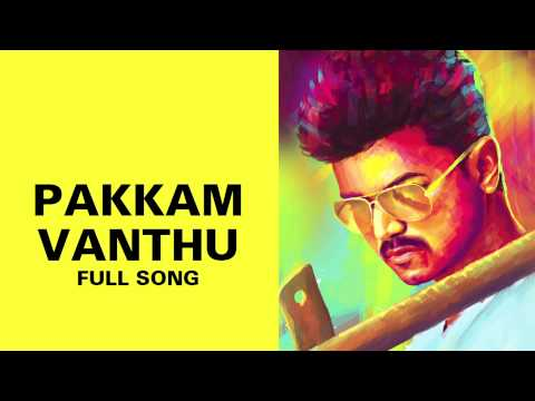 Pakkam Vanthu - Full Audio Song - Kaththi