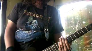kreator-under a total blackened sky cover