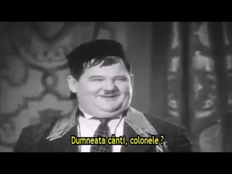 Stan si Bran Another Fine Mess 1930 subtitrat in Ro SD