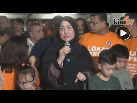 Jangan harus terima mereka dalam Umno, pesan isteri Zahid