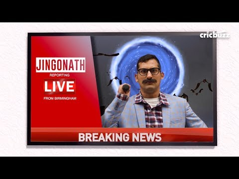 Centerstage @ CWC 2019: Jingoist reporter forces Pakistan angle into India-England contest
