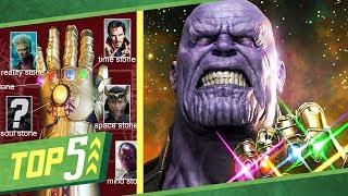 5 Dinge die Du vor Avengers 3 über Thanos & die Infinity Stones wissen musst