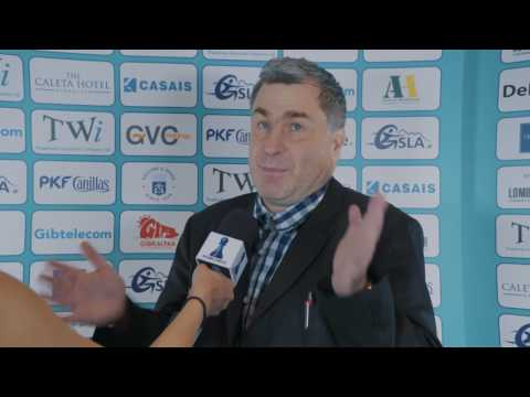 Vassily Invanchuk Post Match Interview Round 3 TradeWise Gibraltar Chess Festival 2016