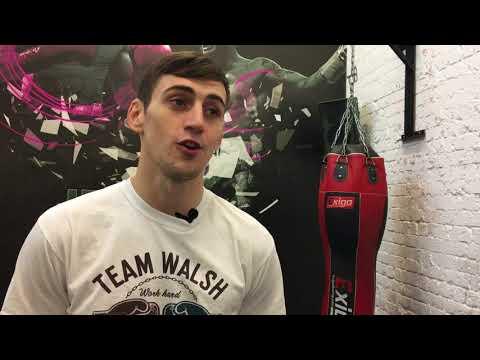 Aidan Walsh -