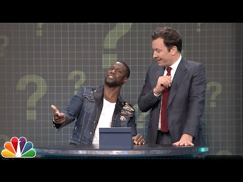 Thumbnail: Would You Rather with Kevin Hart