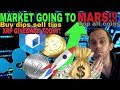 Market going to mars 2018 still? - 50/60% cryptocurrency market down - Top alt coin highs again?