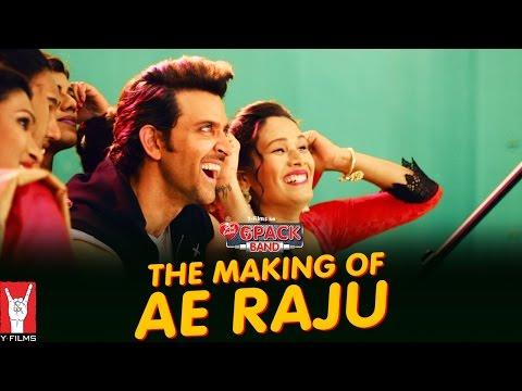 The Making of 'Ae Raju'   6 Pack Band